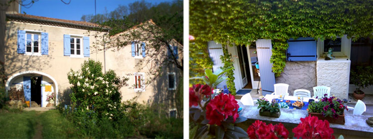 Bed & breakfast en Ardèche